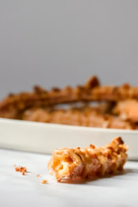Maple-Bacon Churros // magicaltreatsathome.com