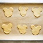 Mickey Mouse Peppermint Beignets // magicaltreatsathome.com