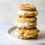 Churro Ice Cream Sandwich // magicaltreatsathome.com